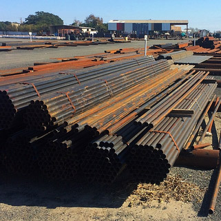 Pipe and Structural Steel